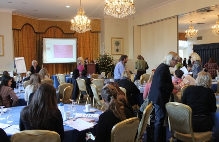 Delegates at our CAMHS Conference