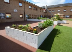 Cygnet Hospital Bierley Courtyard