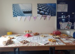 Alvaston's cake sale