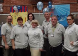 The Elton Recovery College team
